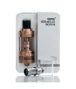 Herakles Honor Sub-Ohm Tank REVIEW BY SPINFUEL VAPE MAGAZINE