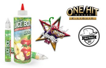 LIMITED EDITION JUICE BOX – Spinfuel eLiquid Review Team