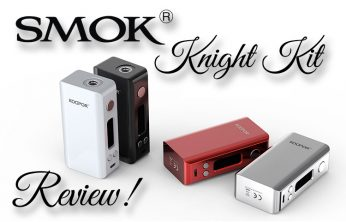 SMOK Koopor Knight 80W TC Starter Kit SPINFUEL VAPE MAGAZINE