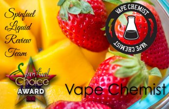Vape Chemist eLiquid Review Spinfuel eMagazine