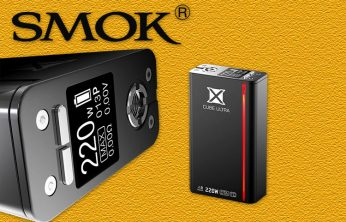 SMOK X Cube Ultra Review Spinfuel VAPE Magazine
