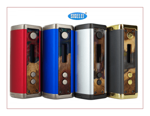 SnowWolf 218W Box Mod Review Spinfuel VAPE Magazine