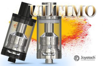 Joyetech Ultimo Tank Review Spinfuel VAPE Magazine