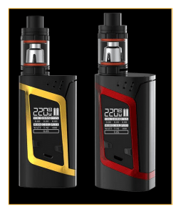 SMOK Alien Starter Kit Review Spinfuel VAPE (e)Magazine