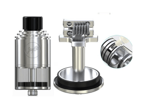 WISMEC IndeReserve RDTA REVIEW SPINFUEL VAPE MAGAZINE