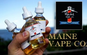 Maine Vape Co. E-Juice Review Spinfuel VAPE Magazine