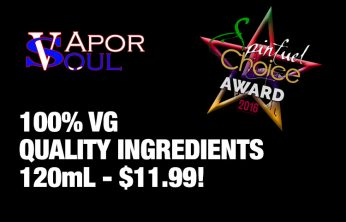 Vapor Soul Eliquid Spinfuel Team Review – Spinfuel VAPE Magazine