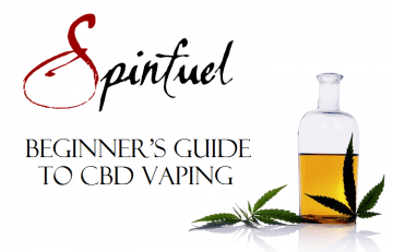 CBD Vaping - A Beginners Guide from Spinfuel VAPE