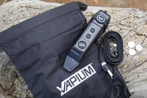 Vapium Summit Plus Dry Herb Vaporizer - Spinfuel VAPE Magazine