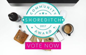 Shoreditch Nomination!