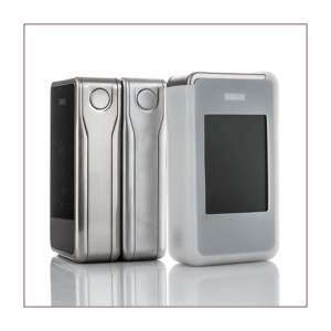 Sigelei T200 200W Touch Screen TC Box Mod Review Spinfuel VAPE Magazine