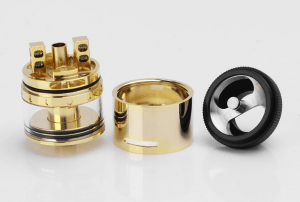 SMOKJOY Demon Hunter RDTA Preview - Spinfuel VAPE Magazine
