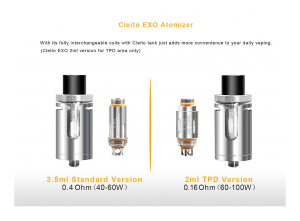 PREVIEW: Aspire Cleito EXO Sub-Ohm Tank - Spinfuel VAPE Magazine