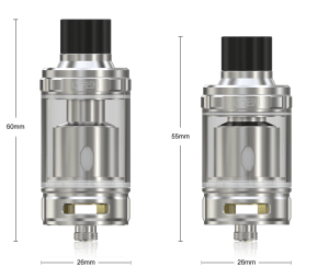 Extreme Performance eLeaf MELO 300 Sub-Ohm Tank Review Spinfuel VAPE Magazine