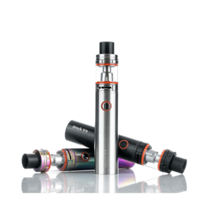 PREVIEW: SMOK Stick V8 Baby Starter Kit - Spinfuel VAPE Magazine