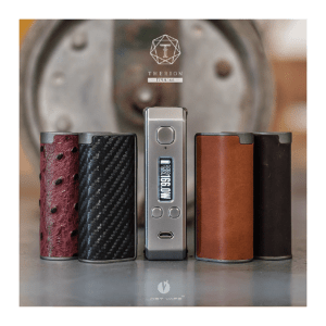 Lost Vape Therion DNA 166 TC Box Mod Review Spinfuel VAPE Magazine