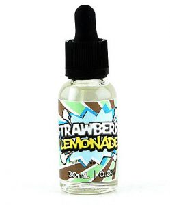 Smoque Vapours Lemonade Delights Eliquid Review SPINFUEL VAPE MAGAZINE