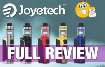 Joyetech eVic Primo Mini Kit Full Review - Spinfuel VAPE Magazine