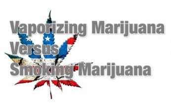 Vaporizing Marijuana Versus Smoking Marijuana - Spinfuel VAPE