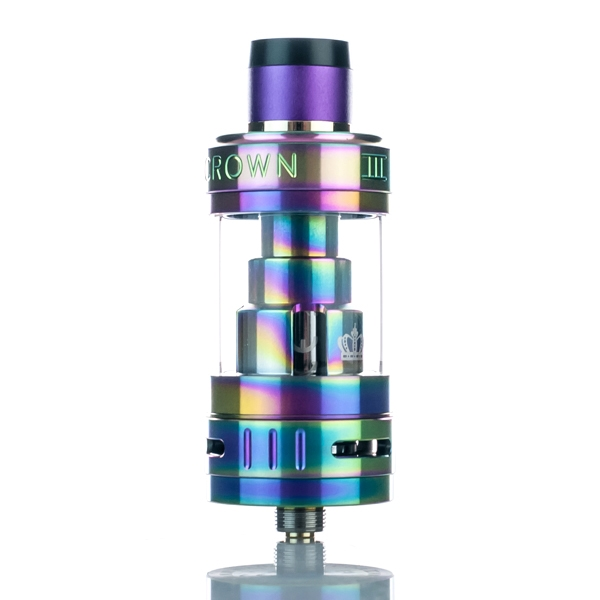 Uwell Crown 3 III Sub-Ohm Tank Full Review - Spinfuel VAPE Magazine