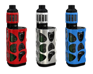 WISMEC ES300 Exoskeleton 300W TC Box Mod Kit Review - Spinfuel VAPE