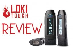 Loki Touch Vaporizer Review Spinfuel VAPE Magazine