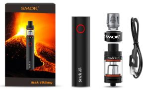 SMOK Stick V8, Stick V8 Baby, Vape Pen Plus - A Review Spinfuel VAPE Magazine