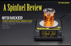Nitecore NFF01 Magnetic E-Juice Mixer Review - Spinfuel VAPE Magazine