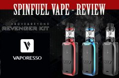 Vaporesso Revenger Kit Review - Spinfuel Vape Magazine