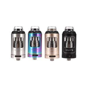 PREVIEW: ASPIRE ATHOS SUB-OHM TANK - Spinfuel VAPE