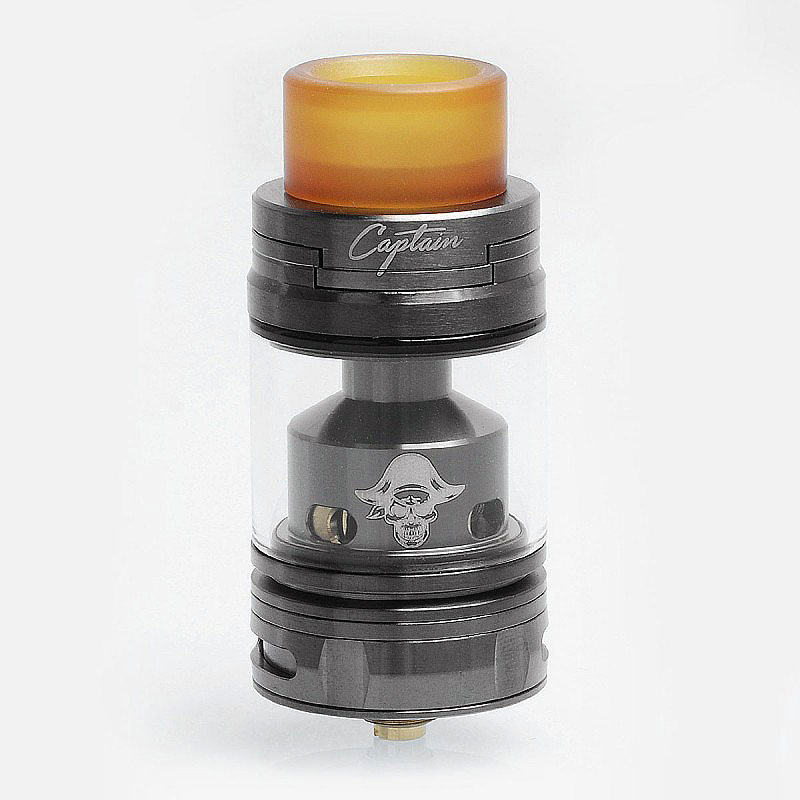 Captain 25mm RTA by iJoy – Postless – Review – Spinfuel VAPE Magazine