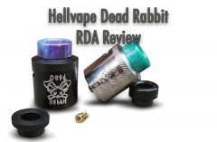 Hellvape Dead Rabbit RDA Review Spinfuel Vape