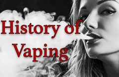 History of Vaping Spinfuel VAPE Magazine