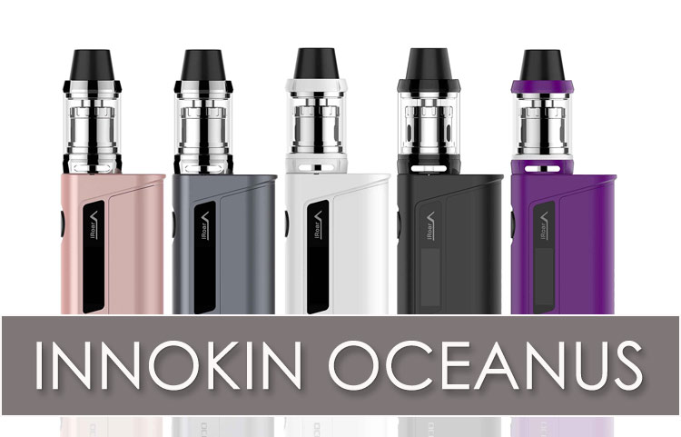 Innokin Oceanus 110W Starter Kit Review - Spinfuel VAPE