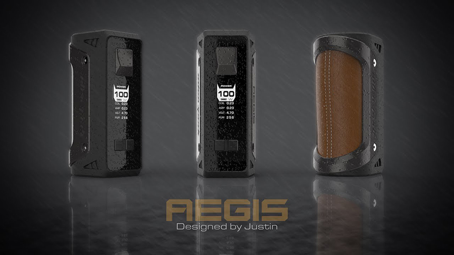 GEEKVAPE AEGIS PREVIEW