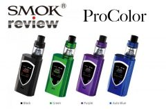 SMOK ProColor 225W TC Starter Kit – Spinfuel VAPE Magazine