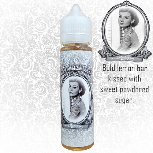 High Class Vape Bombshell – An E-Juice Review – Spinfuel VAPE Magazine