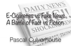 Spinfuel - E-Cigarettes vs Fake News: A Battle of Fact vs Fiction