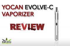 Yocan Evolve-C Wax/Oil Vaporizer Product Review – Spinfuel VAPE