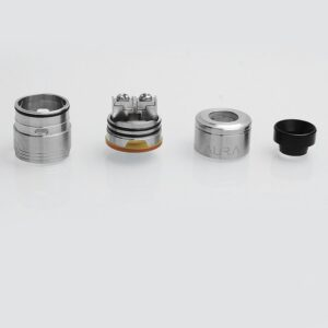 Digiflavor Aura RDA Review Spinfuel VAPE Magazine