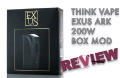 Think Vape Exus Ark Review – Spinfuel VAPE