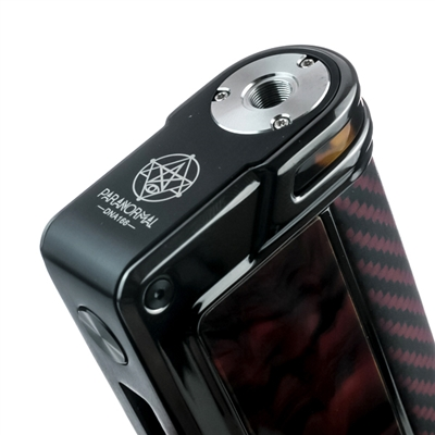 LOST VAPE PARANORMAL DNA166 167W BOX MOD PREVIEW – SPINFUEL VAPE