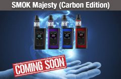 SMOK Majesty 230W TC Carbon Kit Preview – Spinfuel VAPE