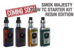 SMOK Majesty Resin Edition Kit 225W PREVIEW – SPINFUEL VAPE