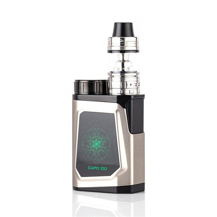 iJoy CAPO 100W TC Starter Kit Review – Spinfuel VAPE