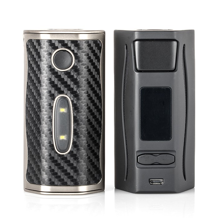IJOY Genie PD270 237W Spinfuel VAPE Preview