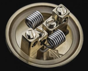 Recoil Rebel RDA Preview – Spinfuel VAPE