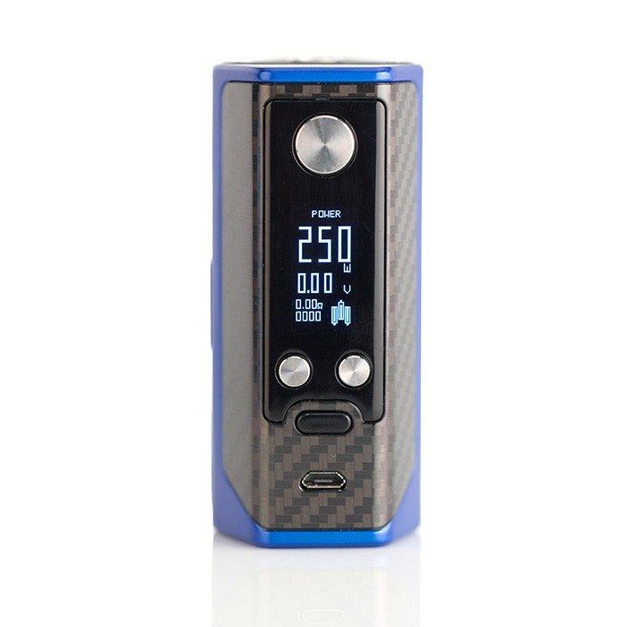 Modefined Prism 250W Box Mod Review – Spinfuel VAPE