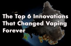 The Top 6 Innovations That Changed Vaping Forever - Spinfuel VAPE