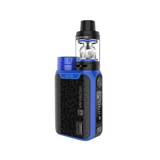 Vaporesso SWAG 80W TC Starter Kit Preview – Spinfuel VAPE